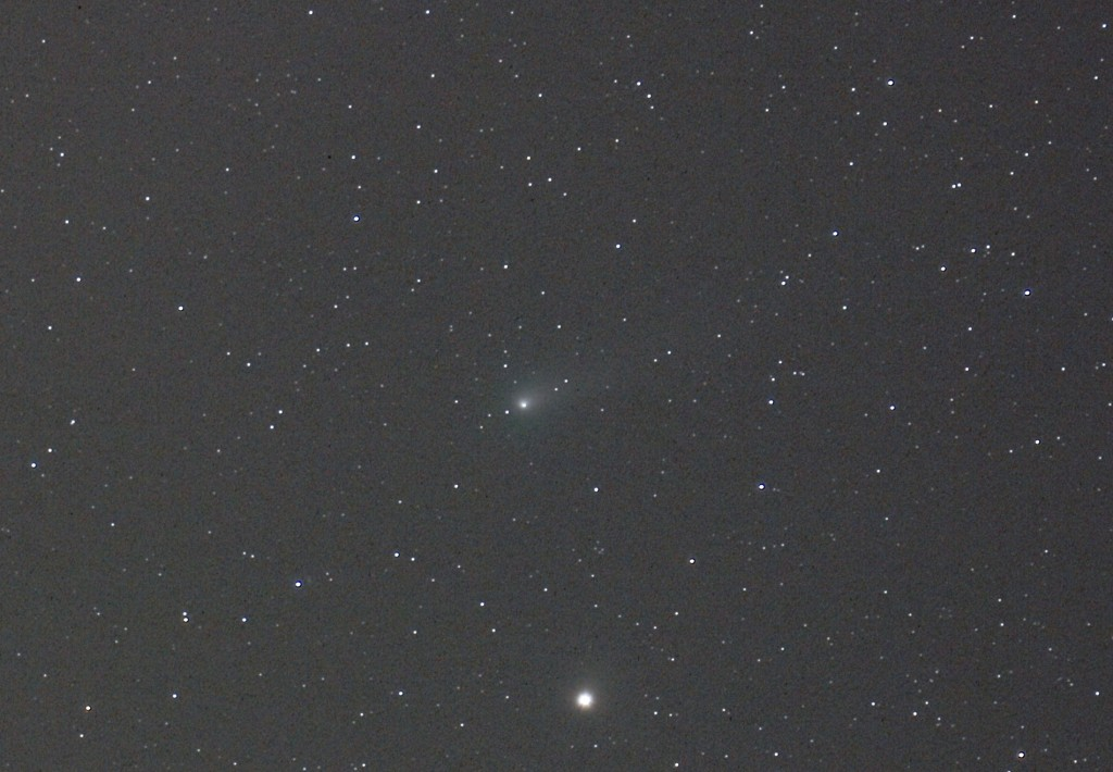 William Optics Star71, f=348mm, Canon EOS 60D, 19x1min, ISO800.